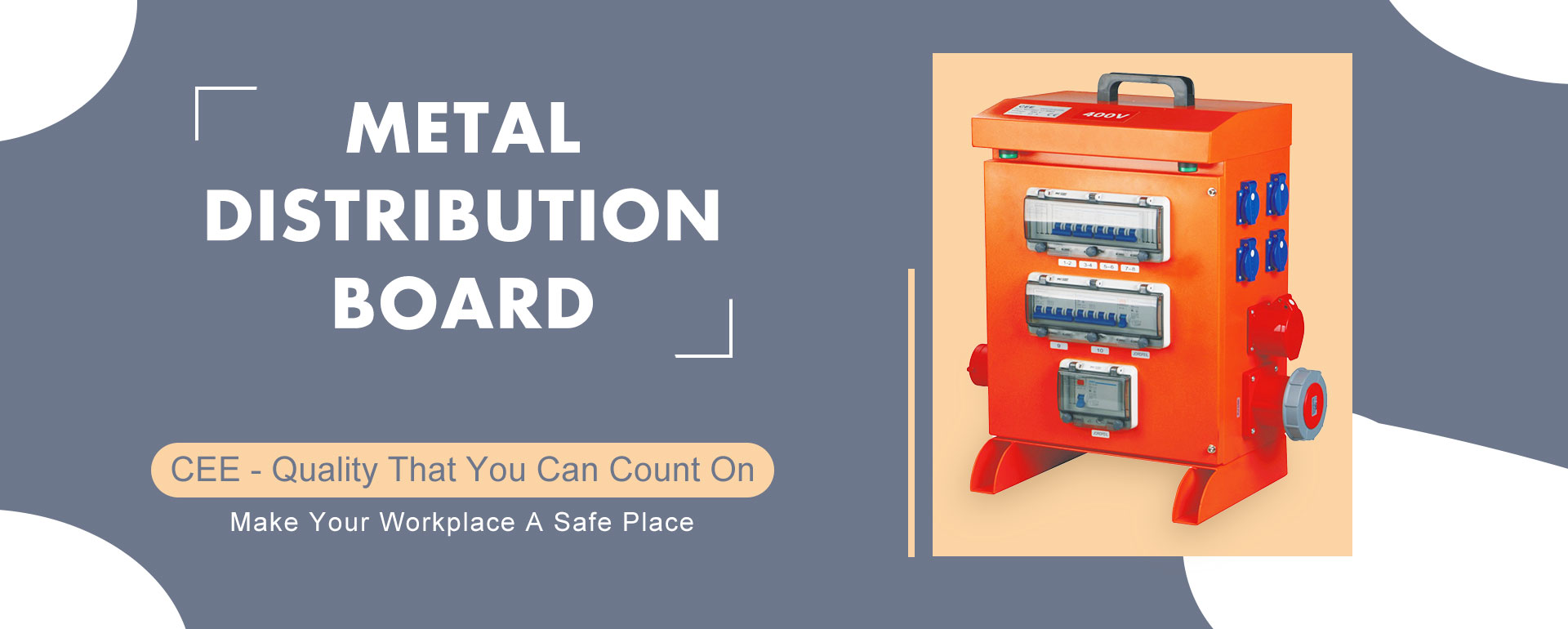 High Quality Metal Distribution Board Products
