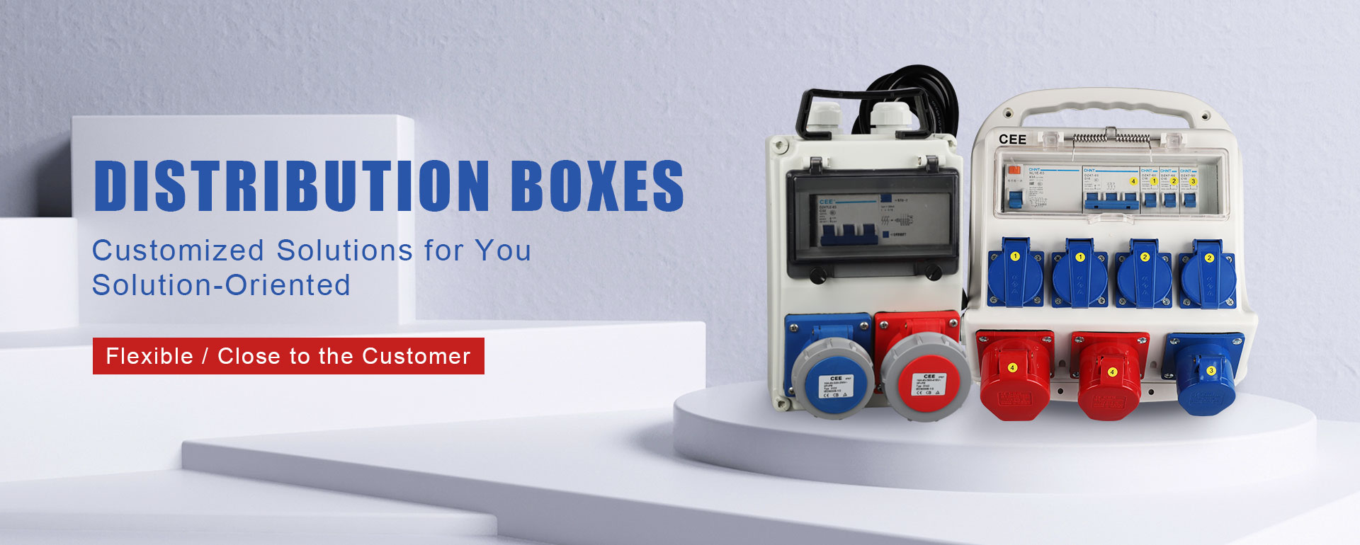 Distribution Boxes With Manufacture Price