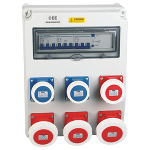Best 3 phase distribution box cee-22 made in china with wholesale price