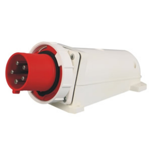 5 pin IP67 wall mounted plugs cee-5352/cee-5452 with competitive pricing manufacturer